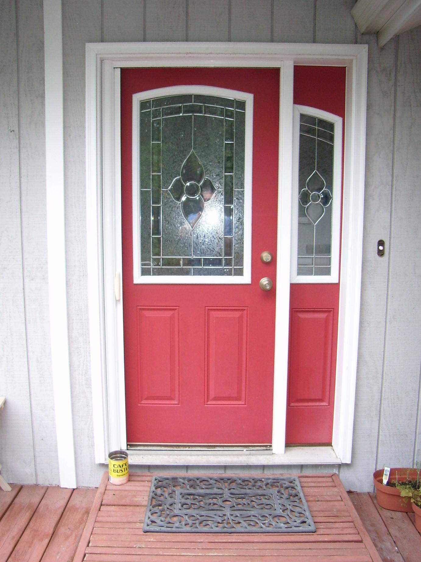 Door Installation - ABC Inc. on